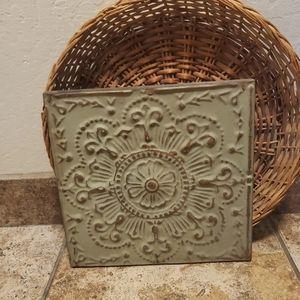 Vintage Metal Tile